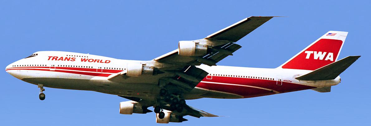 Boeing 747 Tour