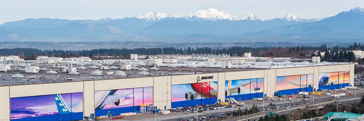 Boeing Factory Shuttle