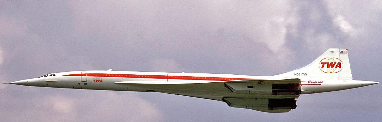 Concorde Around The World