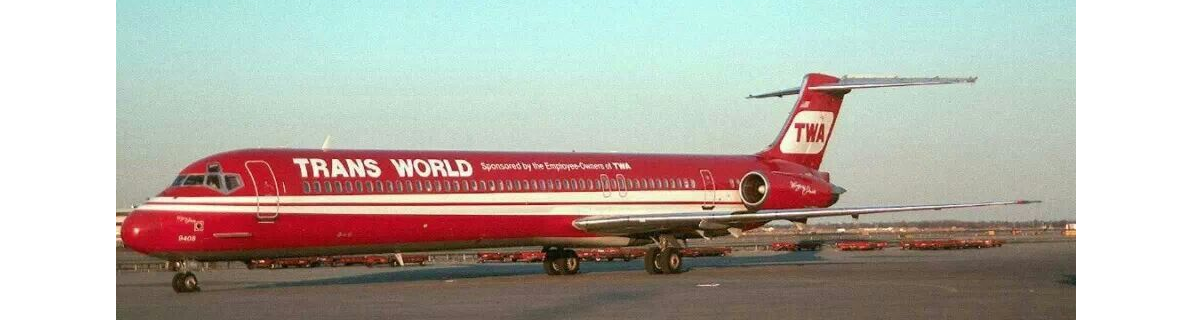 MD-82 Delivery